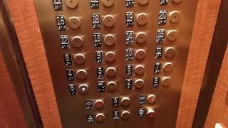 Schindler Traction Elevator @ Towne House (15-24)