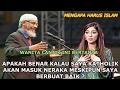 Download Video Wanita Cantik Ini Bertanya Apakah Katholik Akan Masuk Neraka || Dr Zakir Naik 3GP MP4 FLV