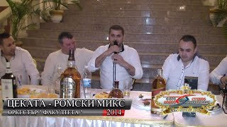 ЦЕКАТА - Ромски Микс - ОРК.ФАКУЛТЕТА - 2014