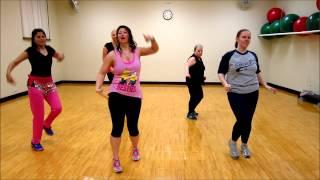 Chammak Challo - Akon - Dance Fitness