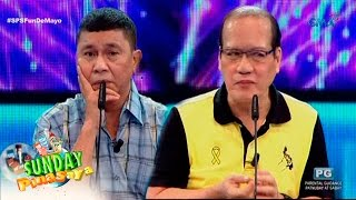 Sunday PinaSaya: Mayor Juterte vs P-Nyoy