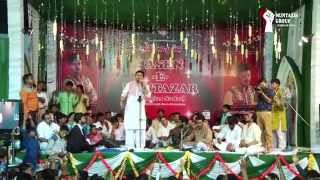 Farhan Ali Waris 2015 Abbas Tere Dar sa At International Jashn-E-Muntazar Chholas Sadat India P-11