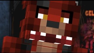 Minecraft Xbox One - FIVE NIGHTS AT FREDDY'S 2 ( PLAYING AS FOXY ) ( FNAF CUSTOM NIGHTS )