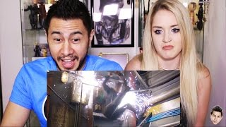 IRU MUGAN teaser trailer reaction by Jaby & Alyson Rose!