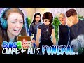 Download Video Download IT'S FUNERAL TIME... 😢 Plus Montage! (The Sims 4 #67!🏡) 3GP MP4 FLV