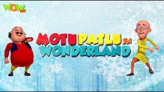 Motu Patlu In Wonderland - Movie