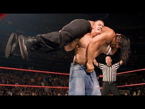 Xxx Mp4 John Cena Vs The Great Khali Vs Umaga WWE Championship Match Raw June 4 2007 3gp Sex