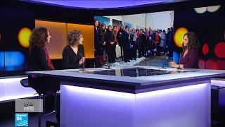 """مبادرة """"أبواب مفتوحة""""..  الفن السوري المعاصر يفتح أبوابه أمام الجمهور الباريسي"""