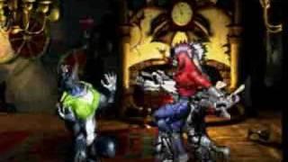 Killer Instinct Hacked by Abystus