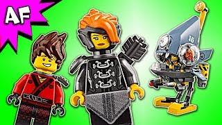 Lego Ninjago Movie: PIRANHA ATTACK 70629 Speed Build