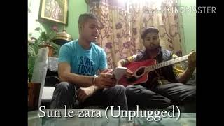 Sunn Le Zara Cover | 1921 | Zareen Khan & Karan Kundra | Zee music Company | Arnab Dutta | Harish