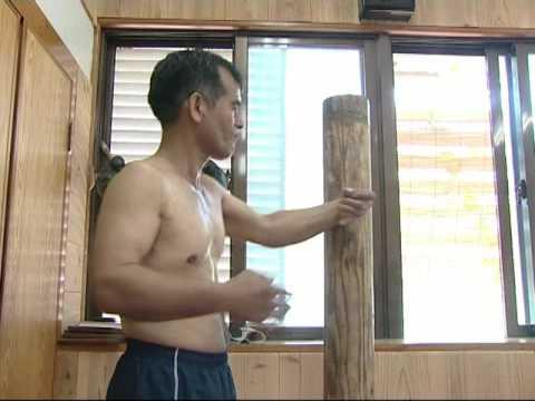 Uechi ryu karate. Katsuji Tamayose 3 3