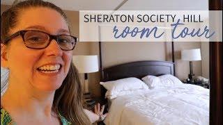 Philadelphia Sheraton Room Tour l Family Travel