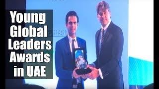 Young Global Leaders Awards Summit in UAE, Ras Al Khaimah(Rixos Bab Al Bahr Resort)