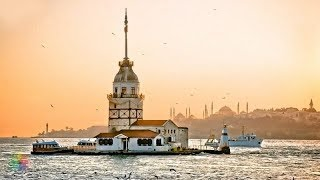Istanbul Travel Guide, Vacation, Tourism HD - Maiden's Tower - Kız Kulesi