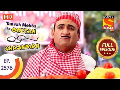 Xxx Mp4 Taarak Mehta Ka Ooltah Chashmah Ep 2576 Full Episode 15th October 2018 3gp Sex