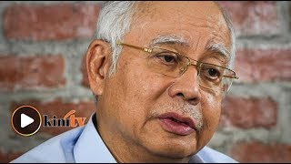 EKSKLUSIF: Najib dedah siapa Jho Low