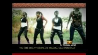 BEST OF UGANDA 2012  - Non Stop Music Video Mix By DJ ERYCOM