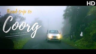 Coorg Travel video - The Scotland of India | Karnataka | monsoon  | Shot on iPhone