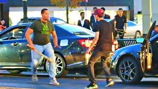 ROAD RAGE Street Fight Prank! (Top Funny Videos)