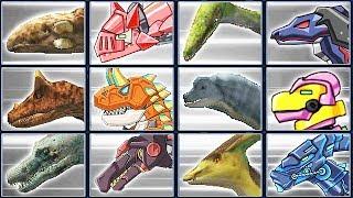 Dino Digger + Dino Robot Corps #2 | Eftsei Gaming