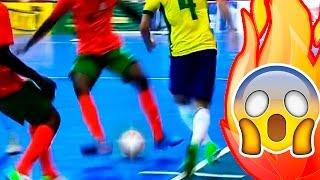 Os Dribles Mais Humilhantes Do Futsal - HD