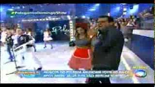Domingo Show/Rede Record - 26/10/2014 (Volta do Grupo Polegar - 25 anos)