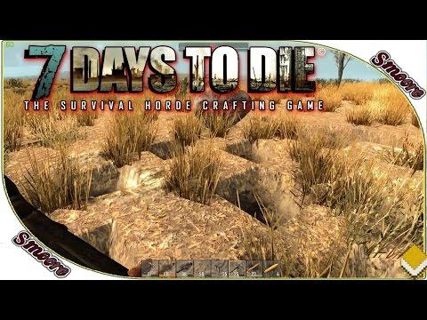 7 Days To Die Alpha 14 SP - E3 Day 3: The Search For Buried Treasure