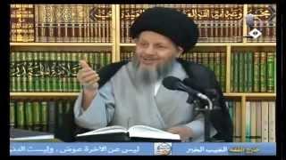 السيد كمال الحيدري: لماذا لم يخرج الامام علي بالسيف على أبي بكر ؟