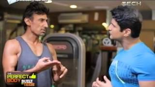 Ndtv -The Perfect Body with fitness guru Rahul Dev