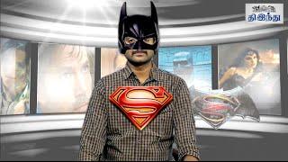 Batman vs Superman: Dawn of Justice Selfie Review   Ben Affleck   Henry Cavill