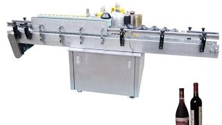 automatic wet glue labeling machine with coding system for soy bottle paste label applicator