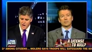 Sen. Paul appears on Fox