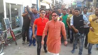 joy bangla slogan with nayon sikder
