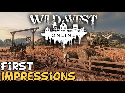 Xxx Mp4 Wild West Online Early Access First Impressions Is It Worth Playing 3gp Sex