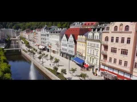 Karlovy Vary - Letecky