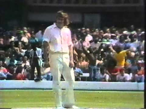 1975 Cricket World Cup Final Australia v West Indies