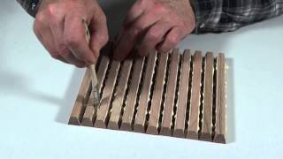 A Guide to Stave Construction for Woodworking and Woodturning