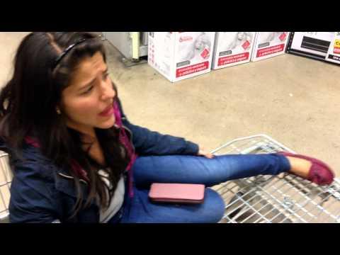 Rafa me hace bullying Los Polinesios en Home Depot