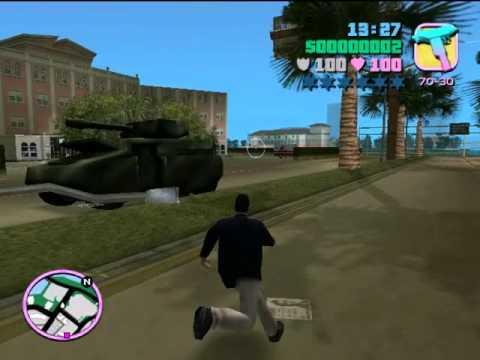 Conseguir Dinero GTA Vice City