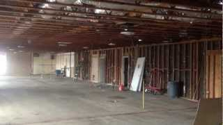 """Custom Commercial """"Rustic Design"""" Duct work fabrication/installation Airmergency Inc"""