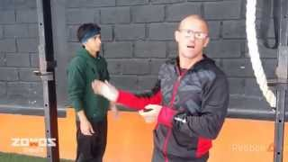 Zomoz CrossFit : Crossfit Kipping Pullup