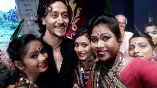 Tiger Shroff Danced in Sambalpuri Tune! Exclusive Video