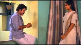 Nadodikattu - Mohanlal And Shobana Romantic Dialogue Scene