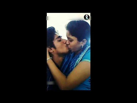Desi Cute And Beautiful Indian Girl Kissing 😘 With Boyfriend Viral Scene-Viral Video
