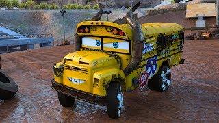 THUNDER HOLLOW Crazy 8 Race CRASH N SMASH Demolition Derby Cars 3 (PART 8)
