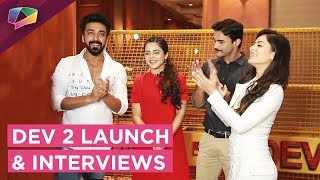 Ashish Chaudhary, Pooja Banerjee, Jigyasa Singh & Amit In A Candid Chat | Dev 2 | Exclusive