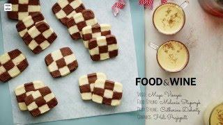 Checkerboard Cookies | Food & Wine