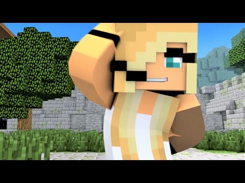 Minecraft Songs Like A Girl Psycho Girl 3 and Little Square Face Minecraft Songs