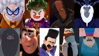 Defeats of My Favorite Animated Non-Disney Movie Villains Part 7
